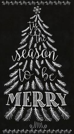 Tis the Season to be Merry - 23 Panel