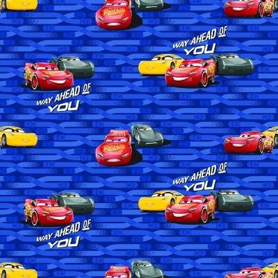 Cars 3 - McQueen and Cruz
