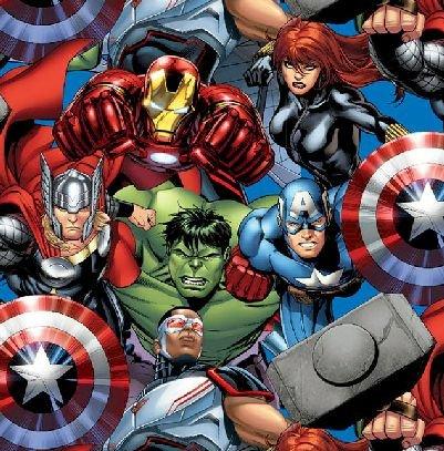 Avengers - Packed Avengers