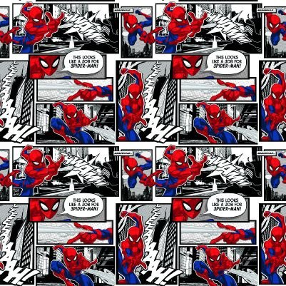 Spiderman - Comic Packed