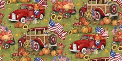 Harvest Patriotic