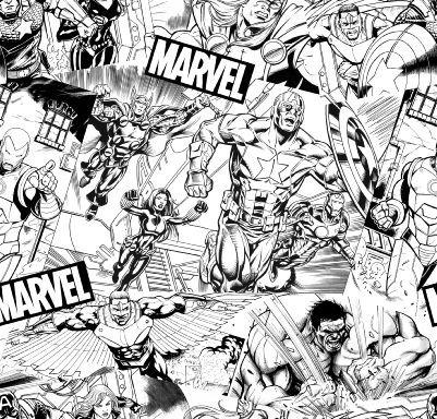 Marvel Avengers - Sketch