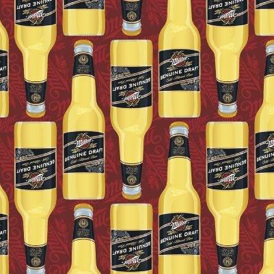Miller Coors - Miller Genuine Draft Bottles