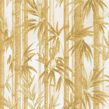 Imperial Collection 16 Metallic  - Foliage (Ivory)
