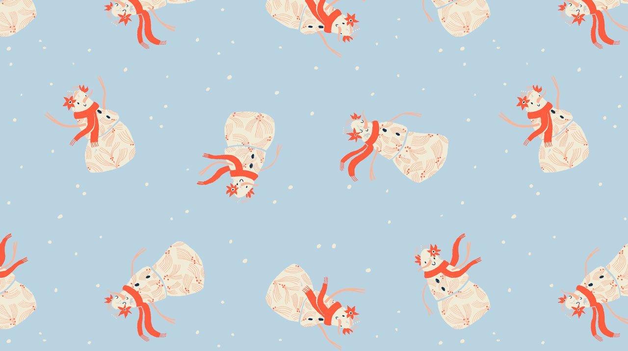 Let It Snow - Snowmen