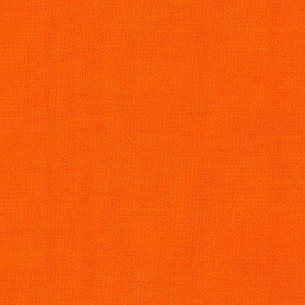 Kona Cotton - (Tangerine)