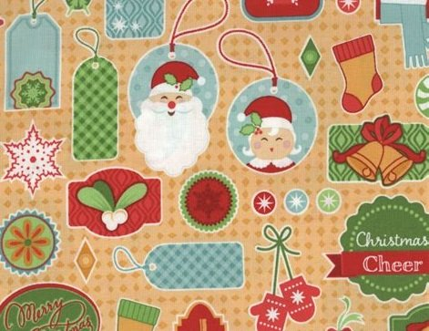 Christmas Cheer - Wrap it up