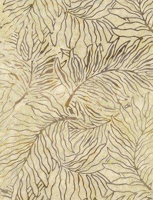 Tonga Batiks - Fern (Moon)