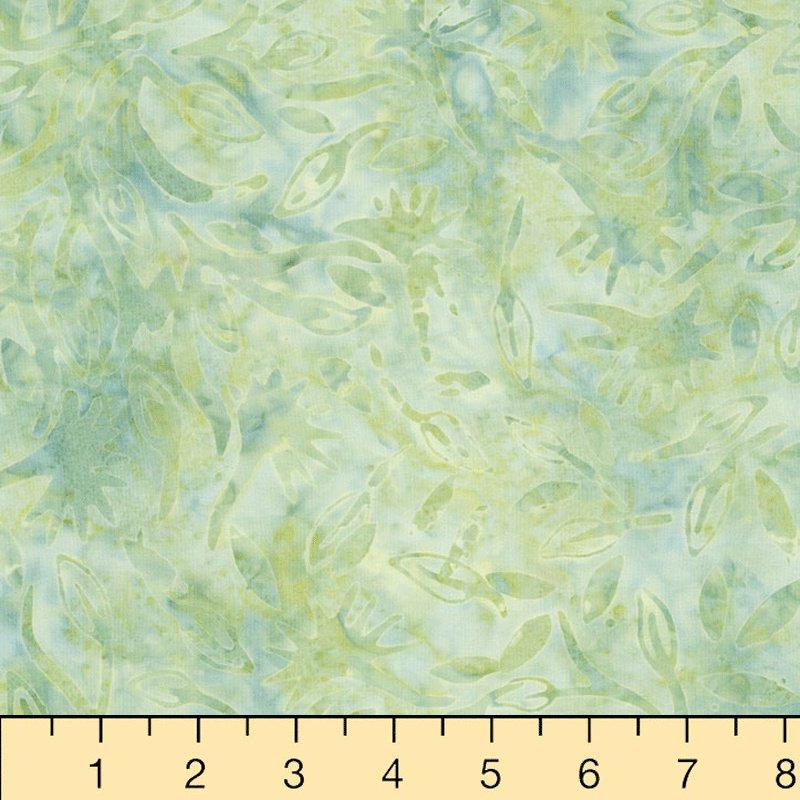 Tonga Batiks - Foliage (Matcha)