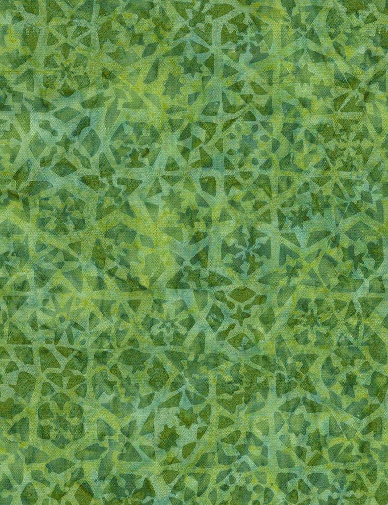 Tonga Batiks - Abstract (Vine)