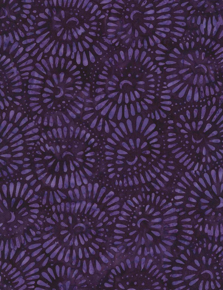 Tonga Batiks - Bead Flowers (Royalty)