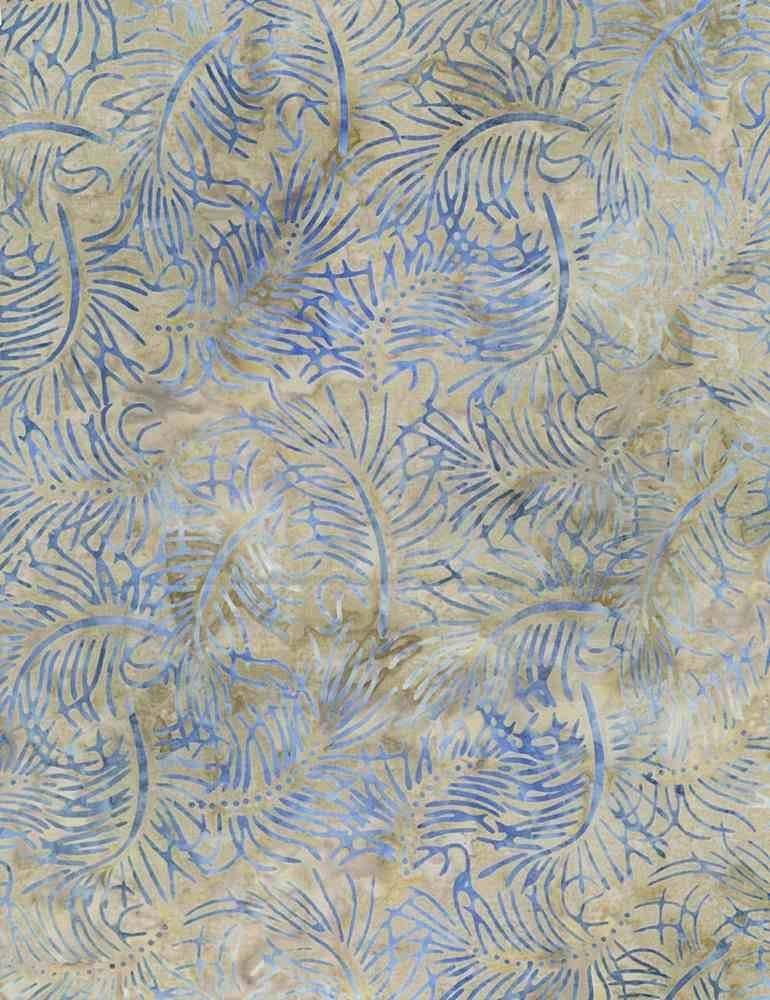 Tonga Batiks - Fossil (Winter)