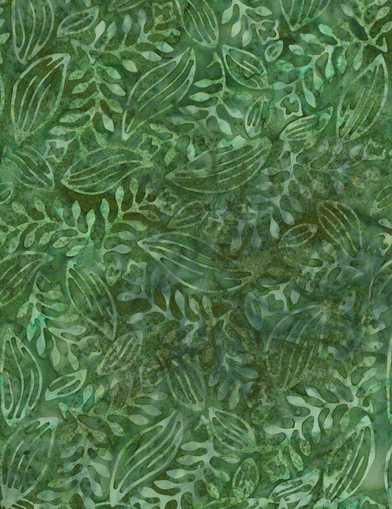 Tonga Batiks - Herb (Spruce)