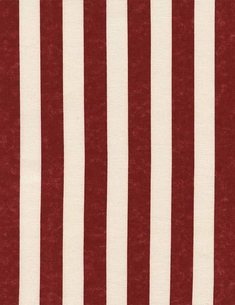 *Awning Stripe (Red)