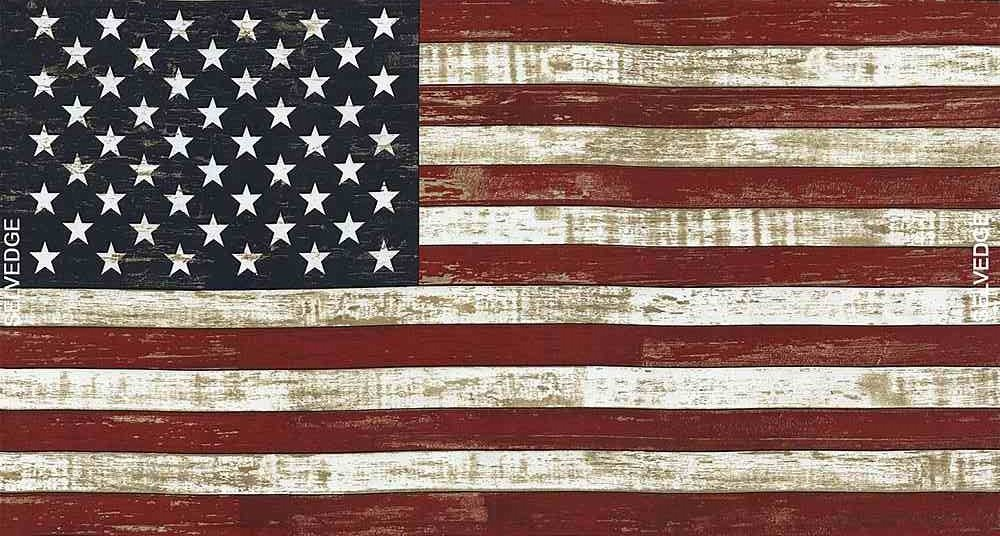 *American Flag  23.5 Panel