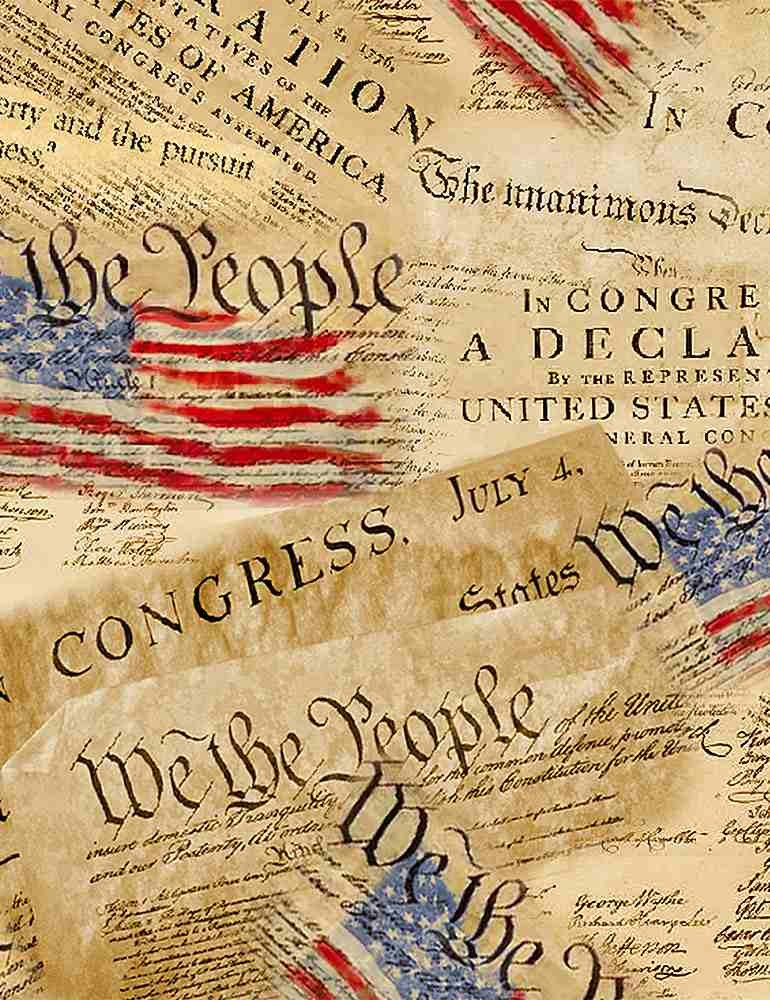 *Declaration Of Independence (Multi)