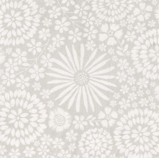 108 Wide - Flora Pop (Linen)