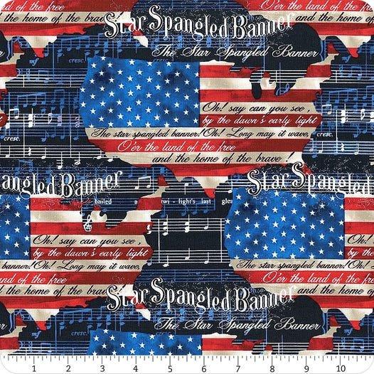 *Star Spangled Banner USA (Multi)