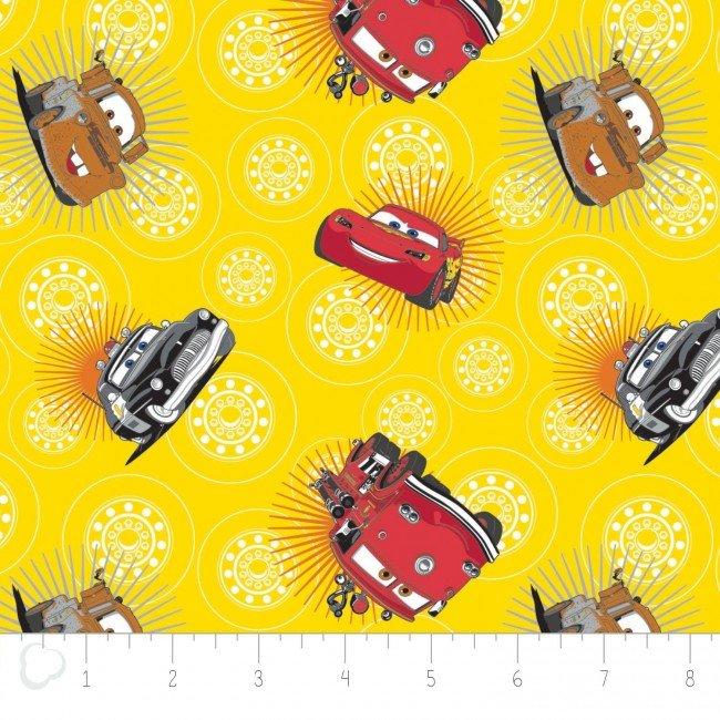 Disney Pixar Cars - Wheels (Sunshine)