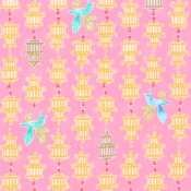 Chinoise - Birdcages (Pink)