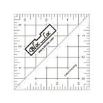 3.5 Bloc Loc Half Square Triangle Ruler