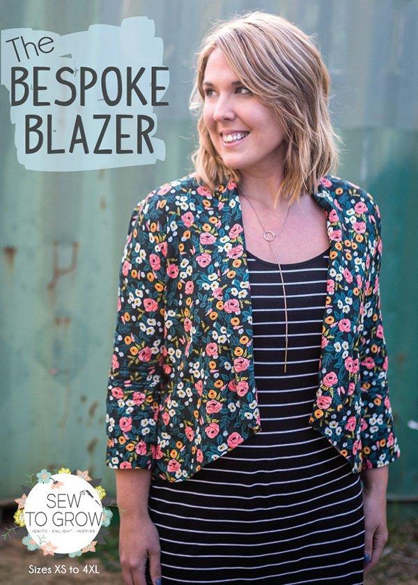Bespoke Blazer Sew to Grow