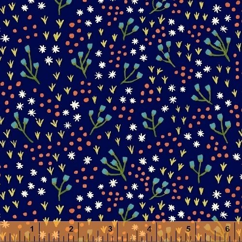 42632 5 Nightfall Meriwether Windham Fabric