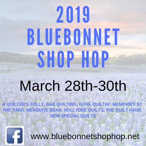 Shop Hop 2019