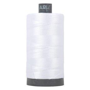 2024 - 28wt White Aurifil