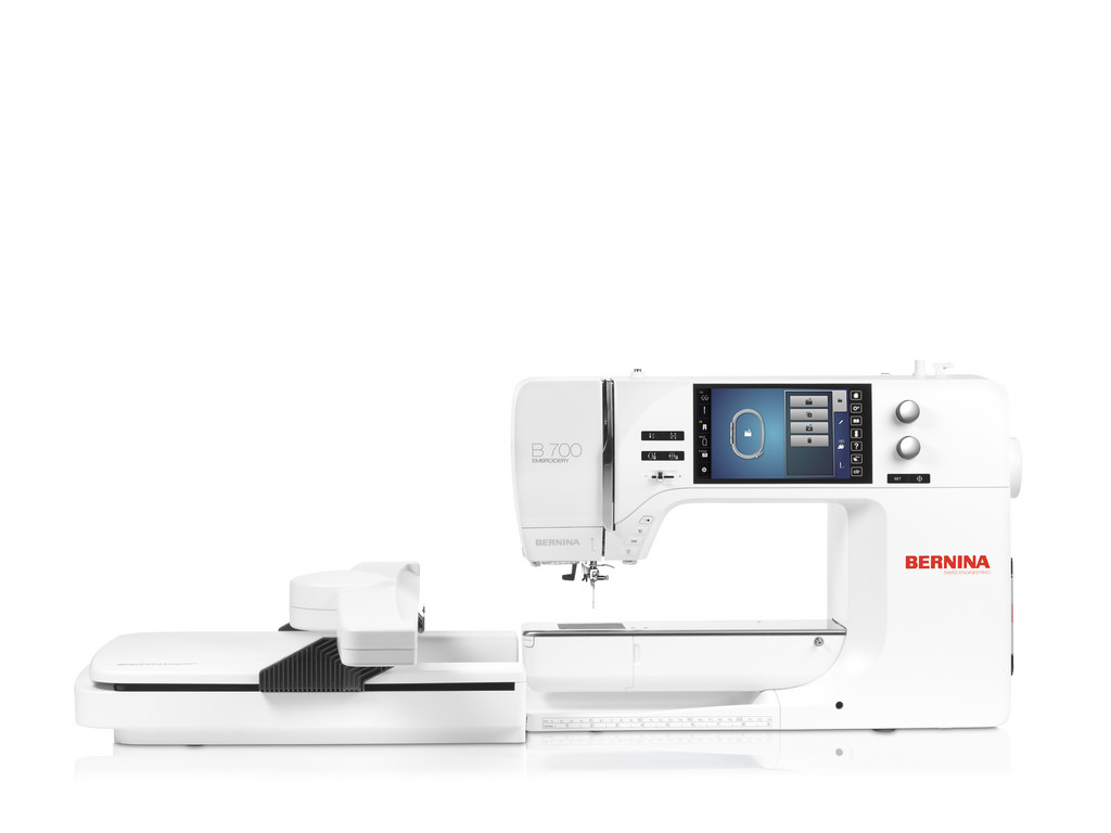 bernina 700 embroidery only machine
