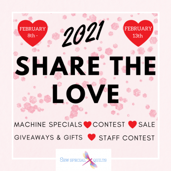 2021 share the love