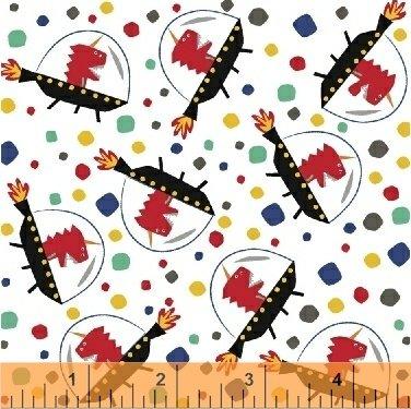 43233-3 Aliens Windham Fabrics