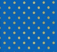 8023-002 Wonderland Blue with Gold Dot Rifle Paper