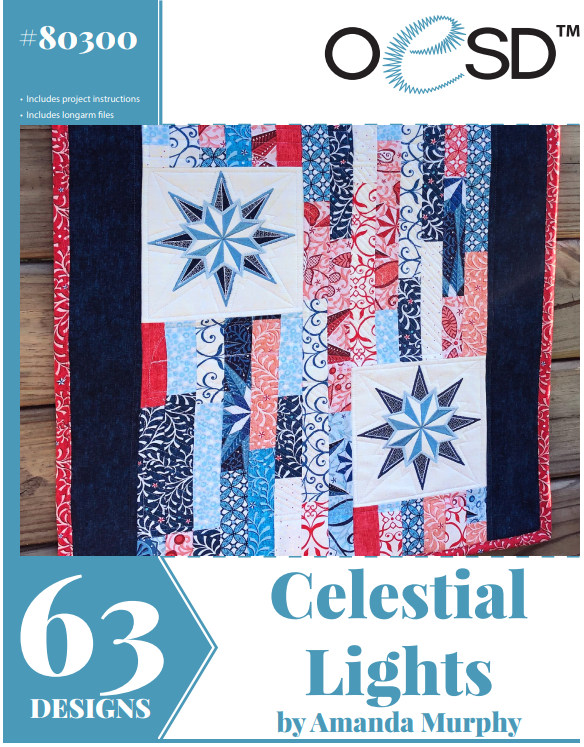 80300CD Celestial Lights by Amanda Murphy