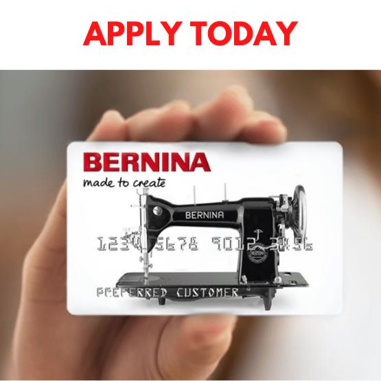 BERNINA Financing Application