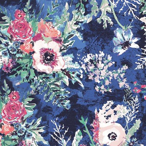 AQU-66750 Impressionist Wash Crisp Aquarelle Art Gallery Fabrics