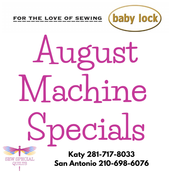 august baby lock