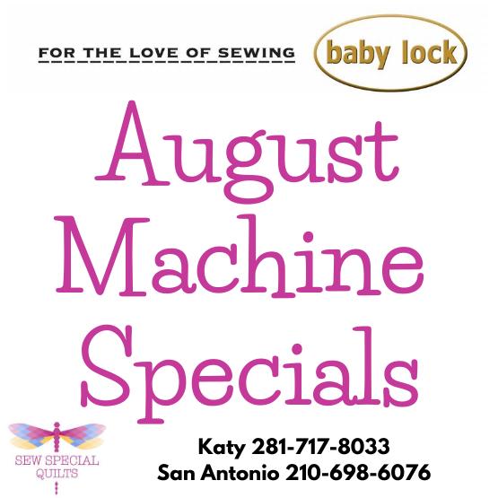 august baby lock