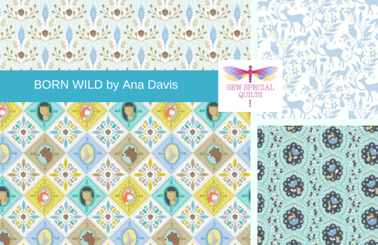 Born Wild by Ana Davis