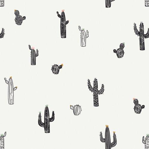CAP-PA-1404 Cactus Stamps Pacha Capsule Art Gallery Fabrics