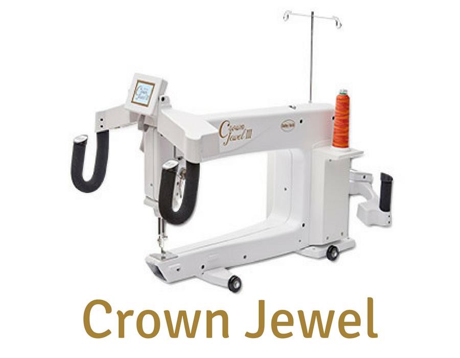 baby lock crownjewel