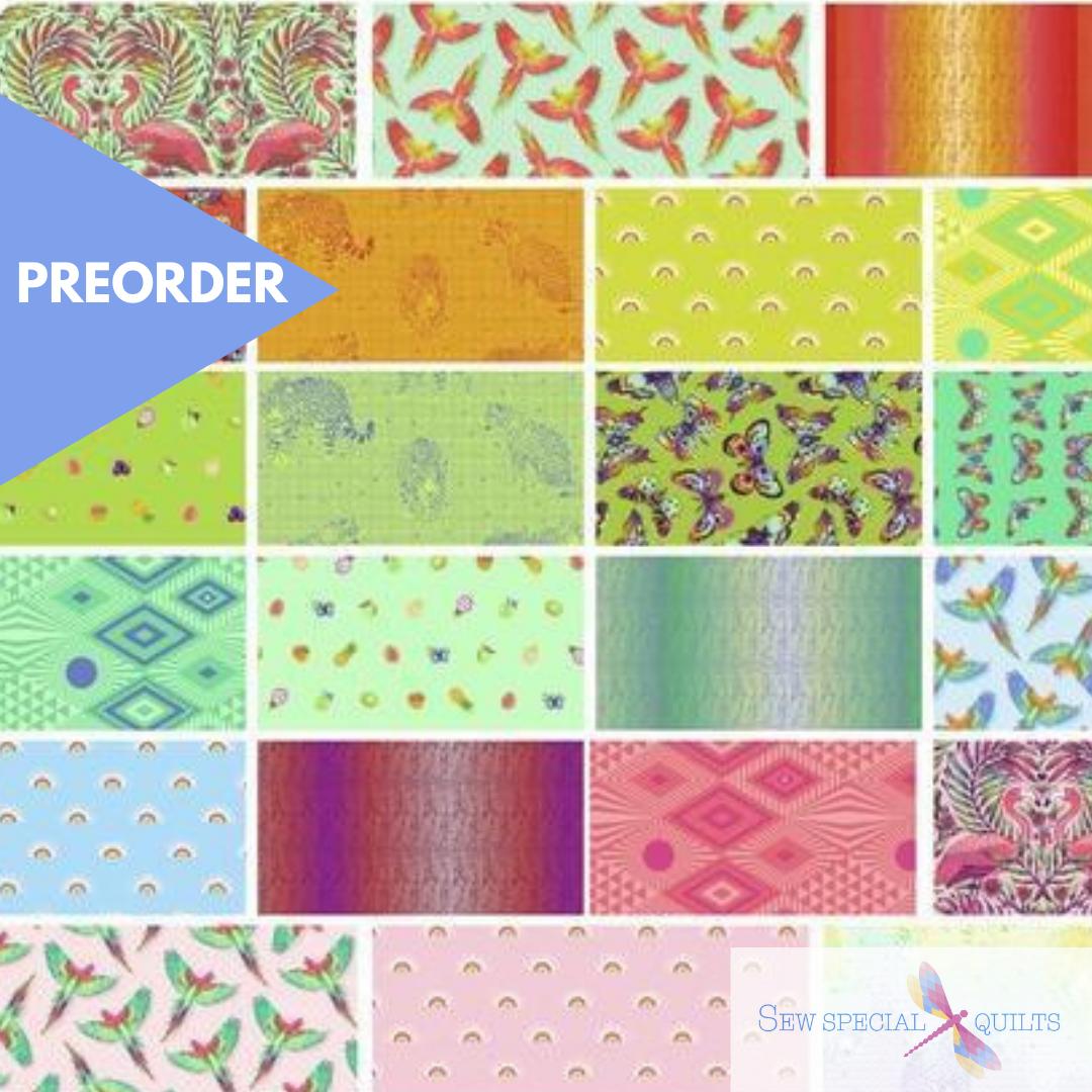 HALF YARD CUTS Daydreamer Tula Pink FreeSpirit Fabrics