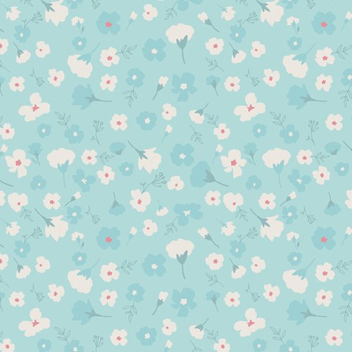 DDR-25444 Gentle Petals from Daydream by Patty Basemi Art Gallery Fabrics