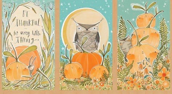 112.119.01.1 CD Fall Goodness Panel Autumn Bazaar Blend