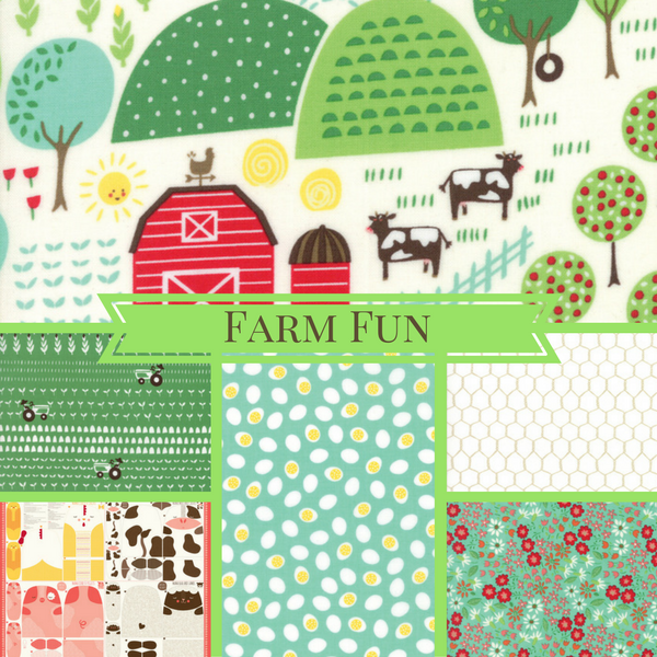Farm Fun by Moda