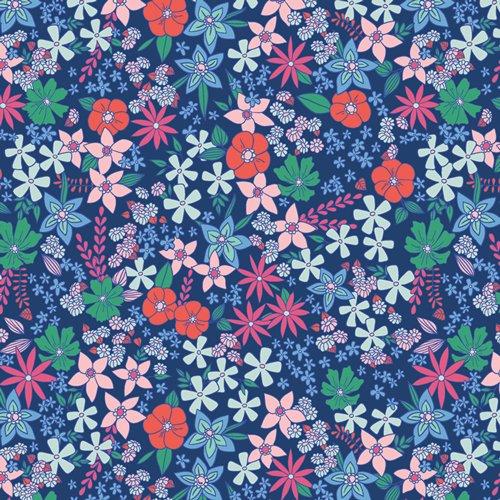 FWR-34886 Wildflower Fields from Flowerette Art Gallery Fabrics