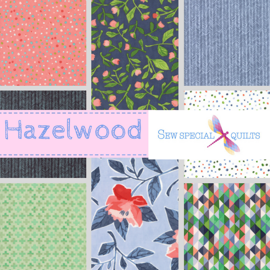 Hazelwood by Moda