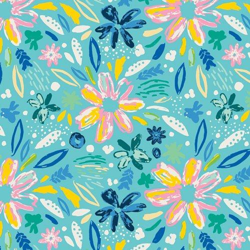 HLS-66950 Summer Daze Hello Sunshine Art Gallery Fabrics
