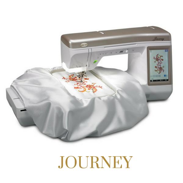 baby lock journey