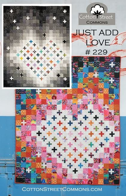 #229 Just Add Love by Cotton Street Commons